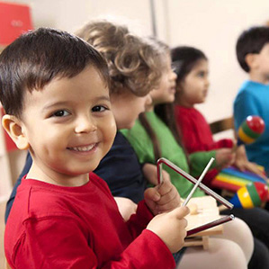 day care musical activities